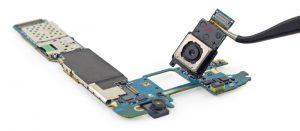 تعویض یا تعمیر دوربین گوشی