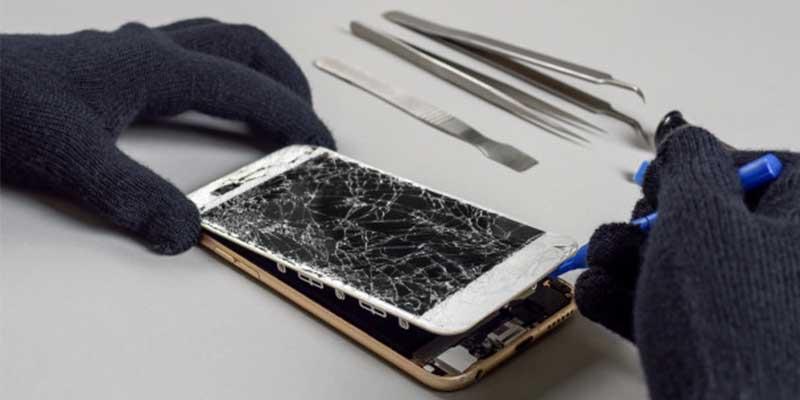 هزینه تعویض Touch & LCD